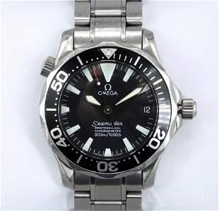 Omega Seamaster Wrist Watch