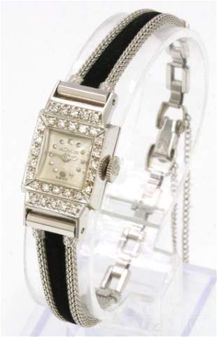 Le Coultre 14KW Gold Wrist Watch