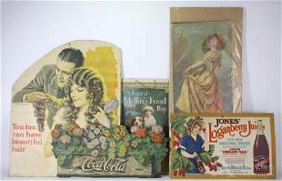 Early 20th Century Advertising Display Items