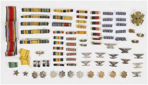 Military Rank Insignia-Gimbel Provenance
