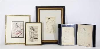 Artist Robert Philipp Archive