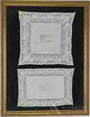 Civil War Flag Related Handkerchiefs