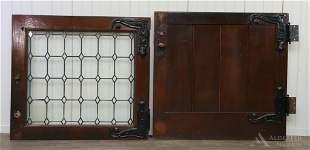 Medieval Style Split Door