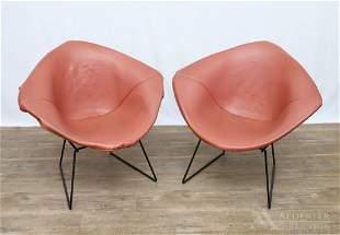 Harry Bertoia for Knoll Diamond Chairs