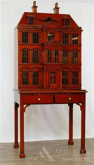 Maitland Smith Bar and Liquor Cabinet