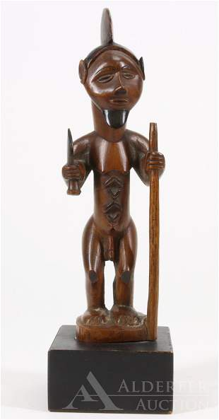 Bembe Male Fetish Figure