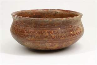 Pre-Columbian Bowl