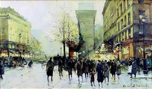Antoine Blanchard (c.1910-1988)