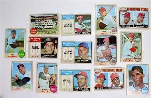 968 Topps Baseball Cards