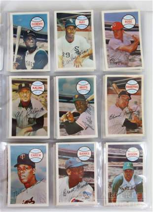 1970 Kellogg's 3-D Baseball Cards