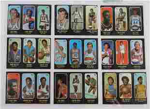 1971 Topps NBA/ABA Basketball Stickers