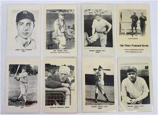 1970 Sports Cards for Collectors Post Cards