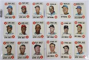 68 Topps Baseball Game Cards