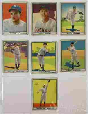 1941 Playball Baseball Cards