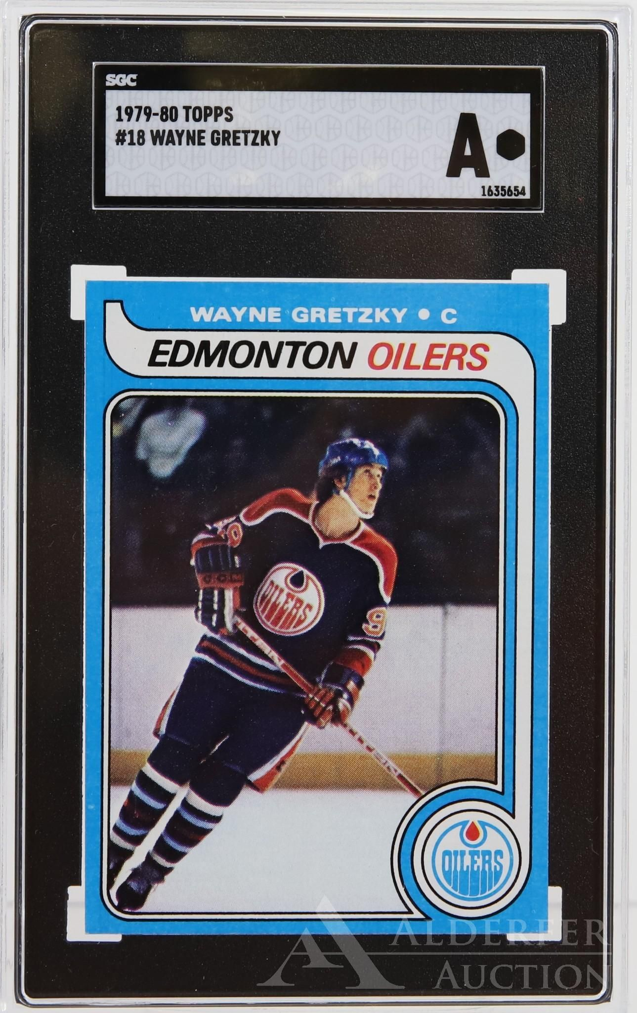 Wayne Gretzky Rookie Card