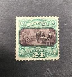 US Stamp #120