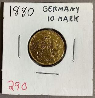 GERMAN GOLD
