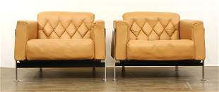 Stendig Mid Century Modern Club Chairs