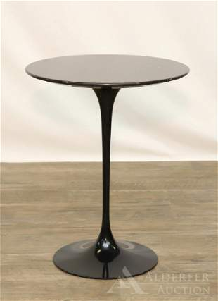 Eero Saarinen for Knoll Marble Tulip Side Table
