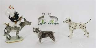 Tutter for Hutschenreuther & Other Porcelain Dogs