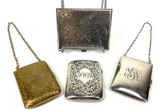 Sterling Silver Card Cases/Coin Purse