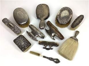 Sterling Silver Dresser Items