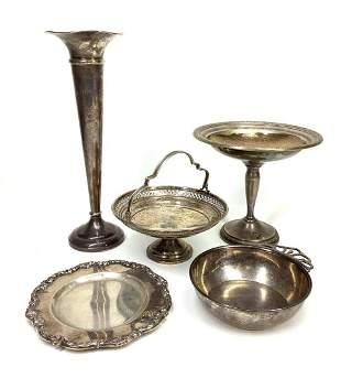 Sterling Silver Tablewares