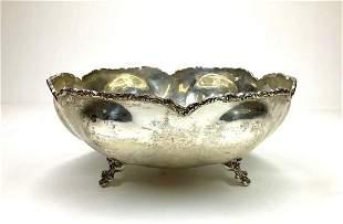 Sterling Silver Bowl