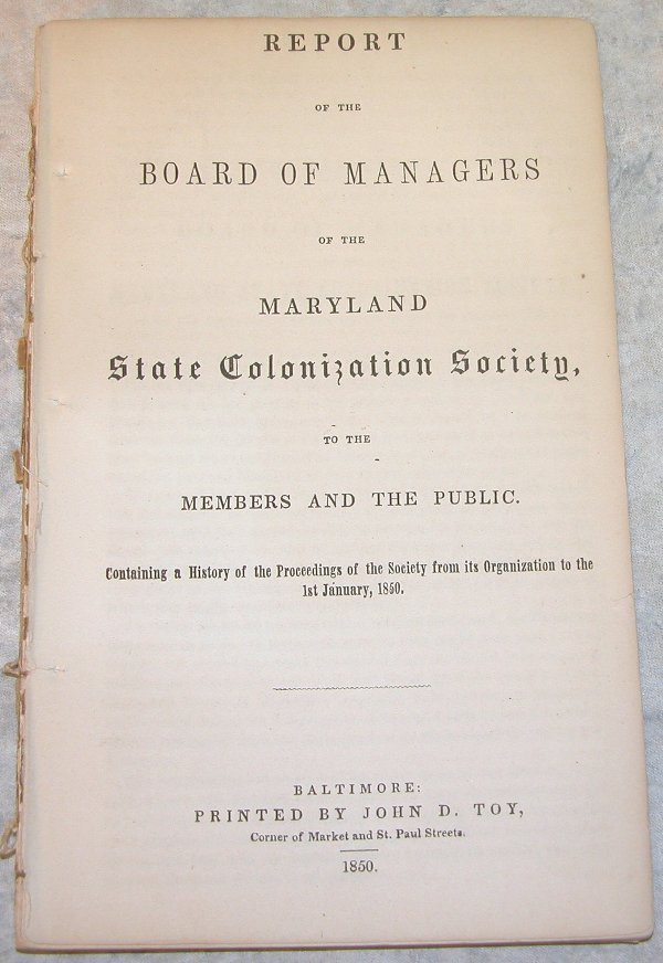 6: African-American History-Colonization