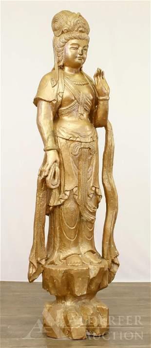 Guanyin Sculpture