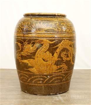 Monumental Egg Jar