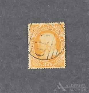 US Stamp #38