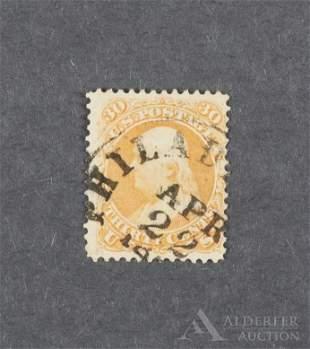 US Stamp #71