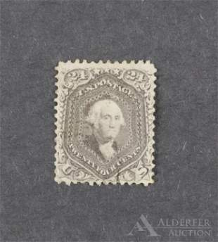 US Stamp #78B