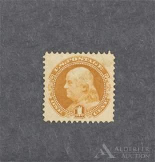 US Stamp #112