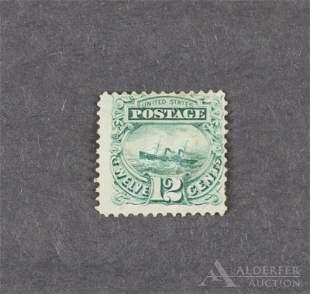 US Stamp #117