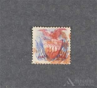 US Stamp #121