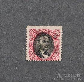 US Stamp #122