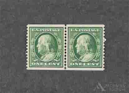 US Stamp #352