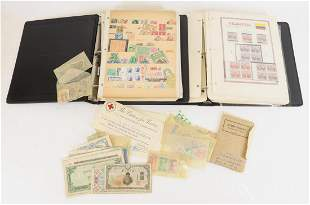 US Stamp Collection
