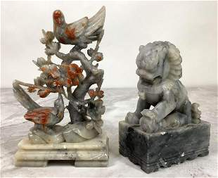 Carved Stone Sculptures