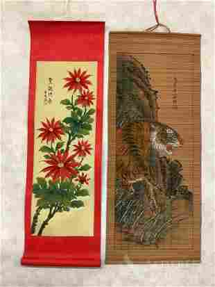 Chinese Scroll Paintings