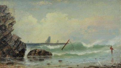 John Wells Stancliff (1814 - 1879)