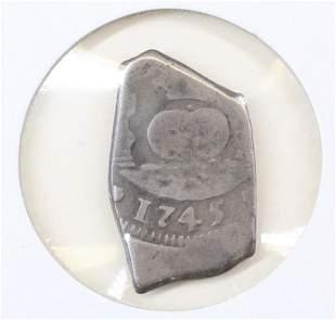 SPANISH SILVER COIN