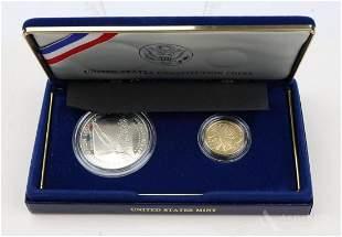COMMEMORATIVE GOLD COINS