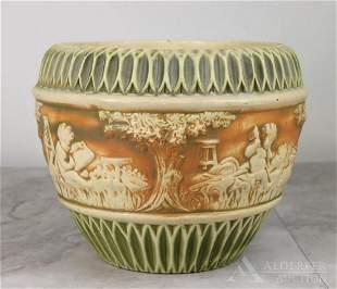 Roseville Pottery Donatello Planter