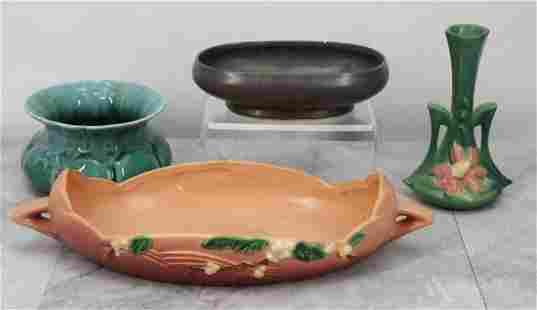 Roseville & McCoy Pottery