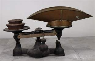 Penn Scale Manufactures Balance Scale