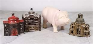 Architectural & Pig Banks