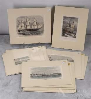 Civil War & Naval Prints